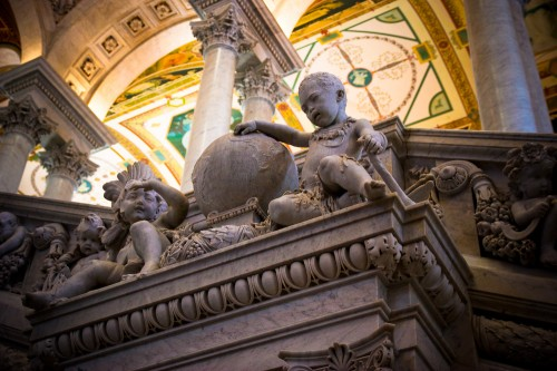 Library of Congress Statues