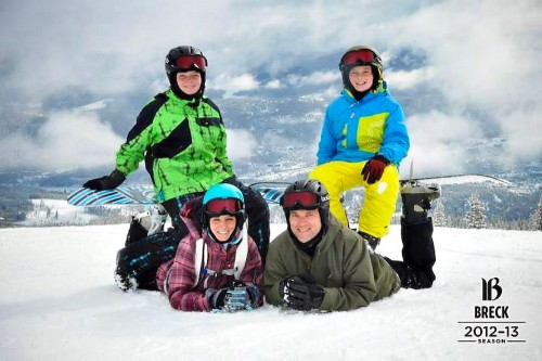 Snowboard Family Epic Mix