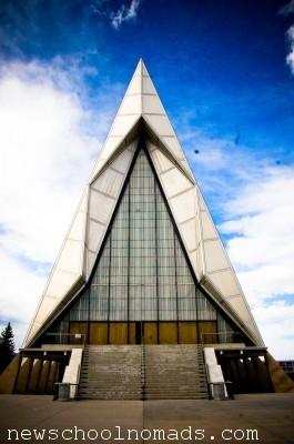 Chapel Airforce Academy Colorado Springs