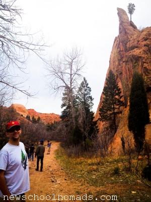 Hike Colorado Springs