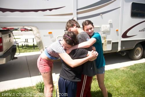 Another Group Hug Salt Lake City UT