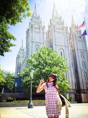Temple Square Salt Lake City UT