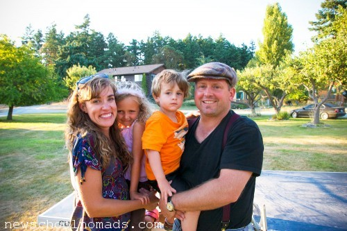 Carpenter Family WA