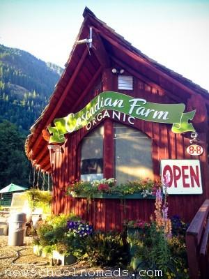 Cascade Farm WA