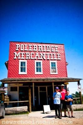 Polebridge Bakery Glacier NP MT