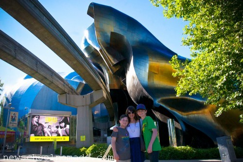 Family Experience Music Project Seattle WA