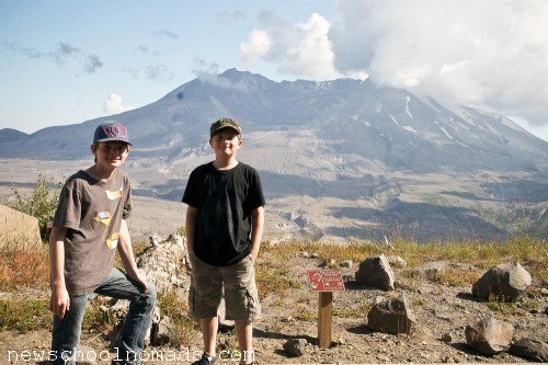 Brothers Mt St Helens WA