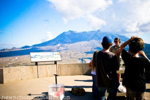 Jr Rangers Mt St Helens WA