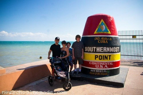 southernmost Point Key West FL