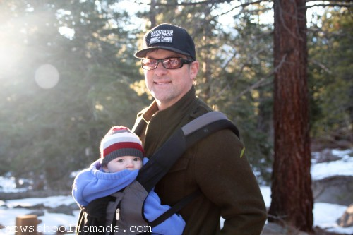 Brent Thing 3 Tahoe Hike CA