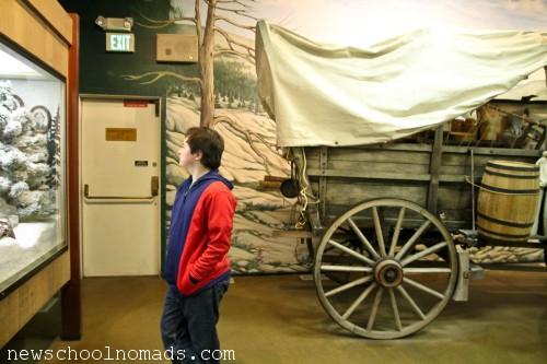 Emigrant Musuem Truckee CA