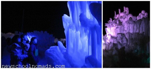 PicMonkey Collage 3 ice castles ut