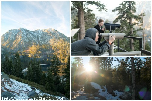 PicMonkey Collage Emerald Bay CA