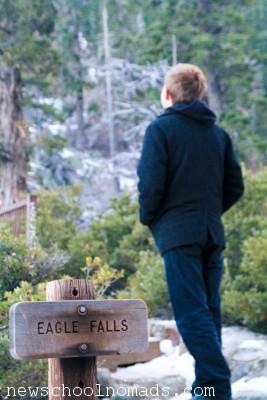 Thing 1 Eagle Falls CA