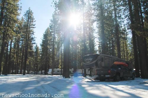 rv tahoe valley campground ca