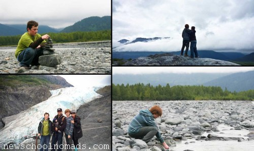 Exit-Glacier-Hike-Collage-Alaska