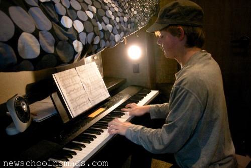 Thing 1 Piano Alaska